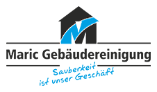 Maric Gebäudereinigung Logo